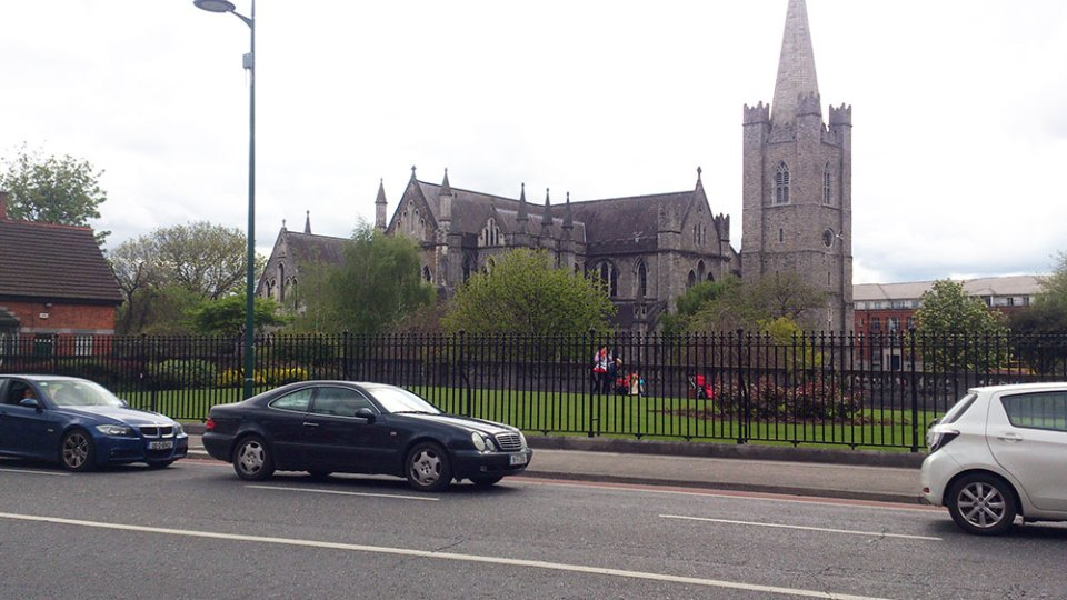 St. Patrick Cathedral - Dublin