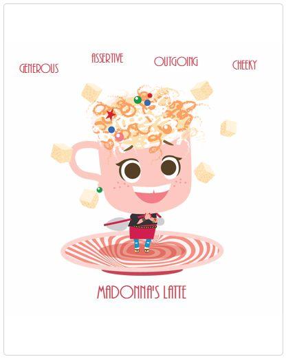 Madonna's Latte