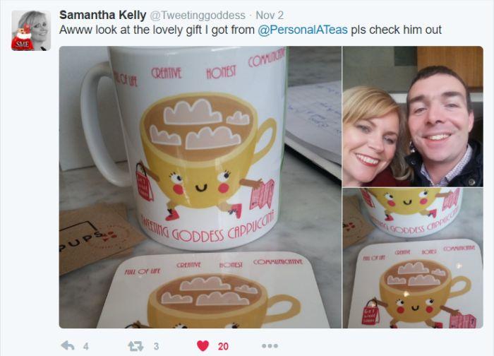 The Personal-a-Teas Magic | Samantha Kelly