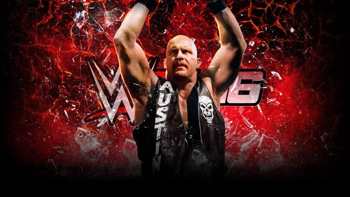 Mon 32ème trophée platine: WWE 2K16