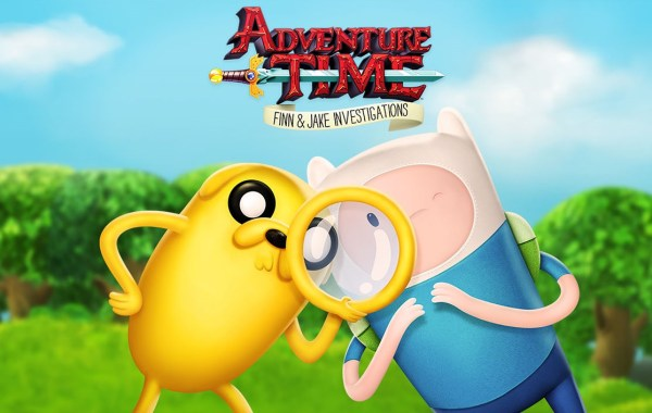 Test Adventure Time: Finn & Jake Investigations PS4