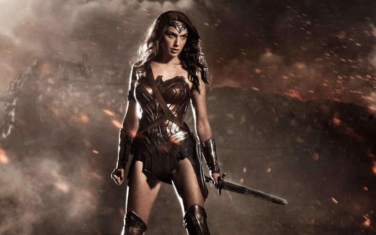 Batman v Superman Dawn of Justice Wonderwoman