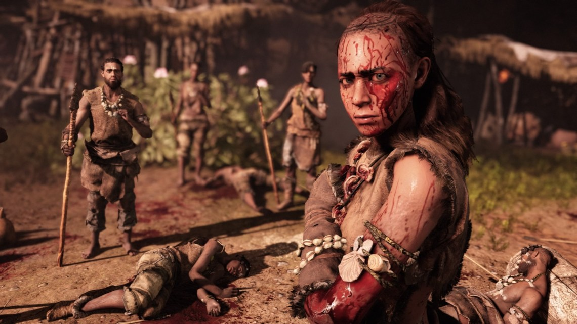 Test Far Cry Primal