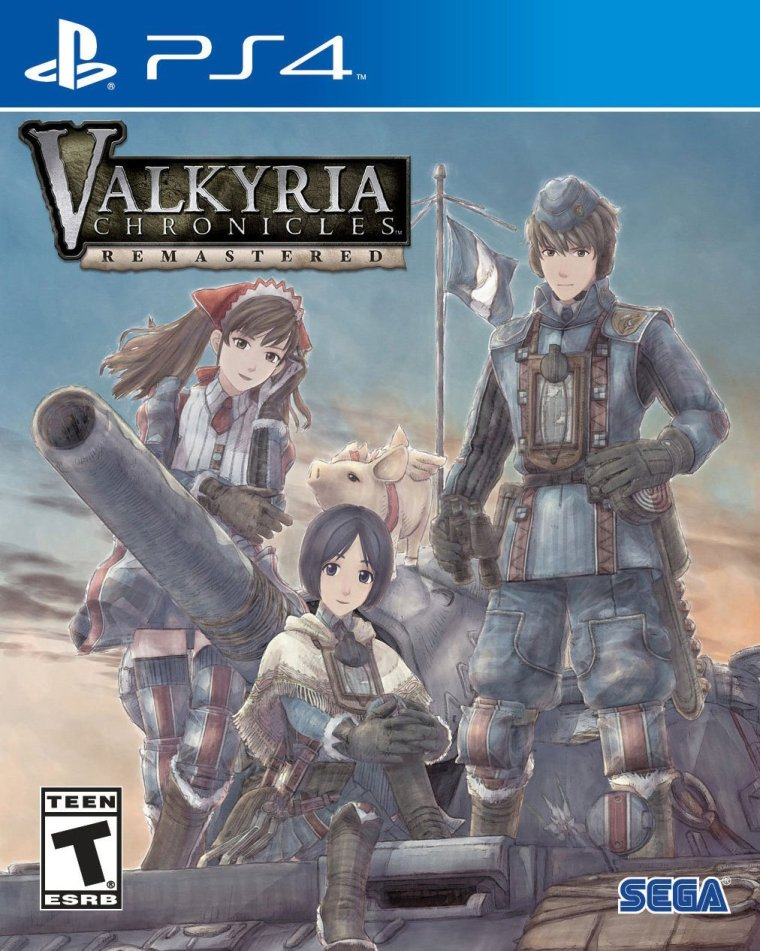 Jacquette Valkyria Chronicles Remastered