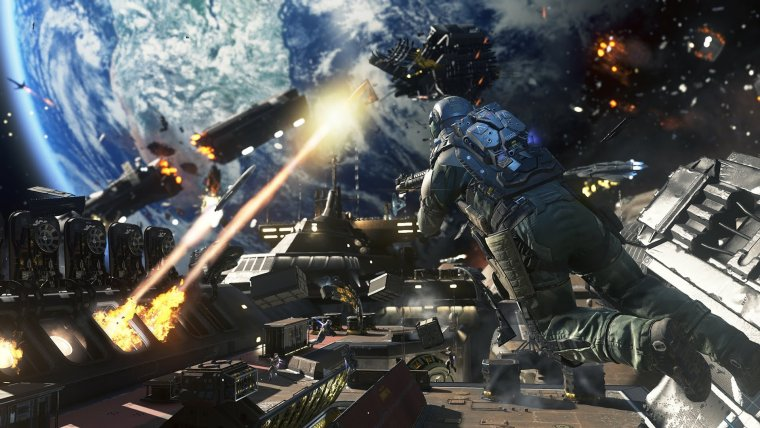 call of duty infinita warfare E3