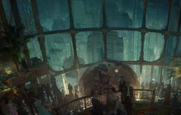 Critique littéraire du livre BioShock: Rapture, inspiré du jeu vidéo éponyme