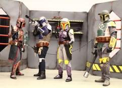 Cosplay de Star Wars durant le Comiccon de Montréal 2016