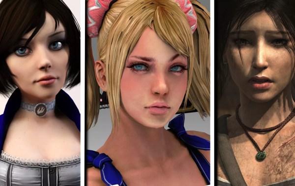 Classement des meilleurs persos féminins sur PlayStation