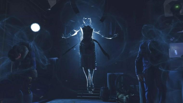 Combat de boss contre Lady Comstock dans BioShock Infinite