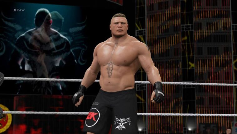 Test de WWE 2K17 sur PlayStation 4