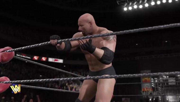 Test de WWE 2K17 sur PlayStation 4