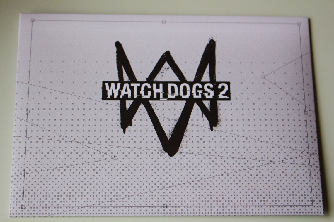 Unboxing de l'édition The Return of Dedsec du jeu vidéo Watch Dogs 2
