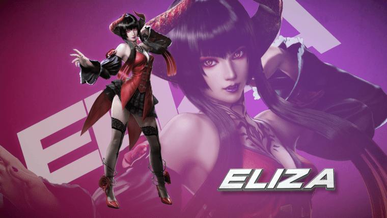 Précommander Tekken 7 : le personnage d'Eliza offert en bonus