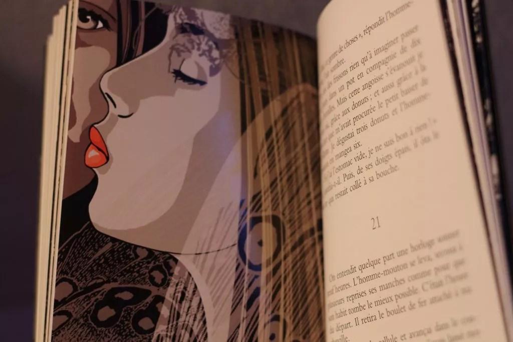 Critique de l'Étrange Bibliothèque d'Haruki Murakami