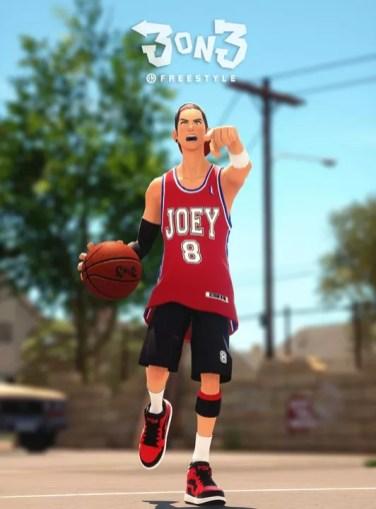 3on3 Freestyle : un jeu de basket-ball free-to-play sur PS4