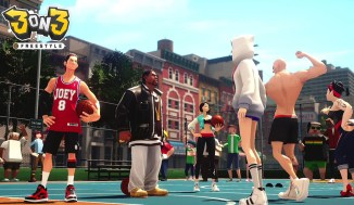 3on3 Freestyle : un jeu de basket-ball free-to-play sur PS4