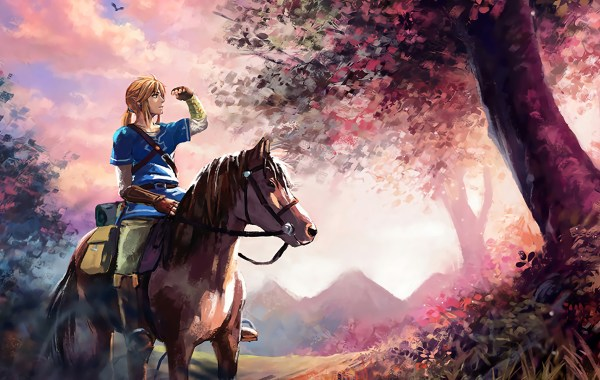 The Legend of Zelda: Breath of the Wild, la musique des grands jeux