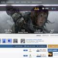 Présentation du service PSN Profiles