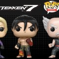 Des figurines Funko Pop! Tekken 7 à gagner sur JSUG.com
