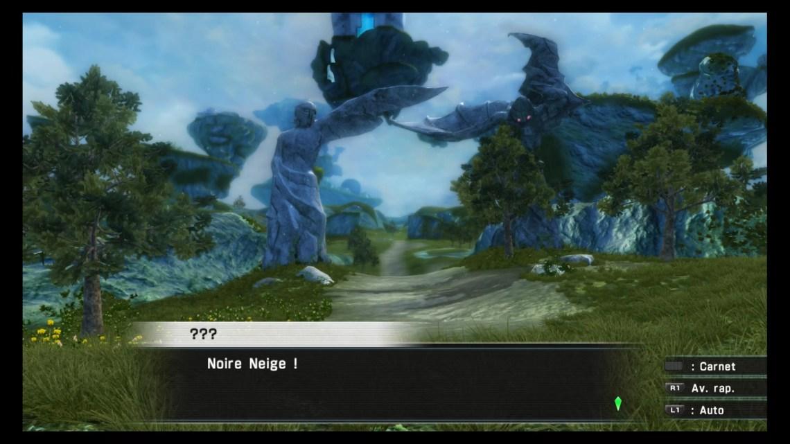 Test d'Accel World vs Sword Art Online (PS4)