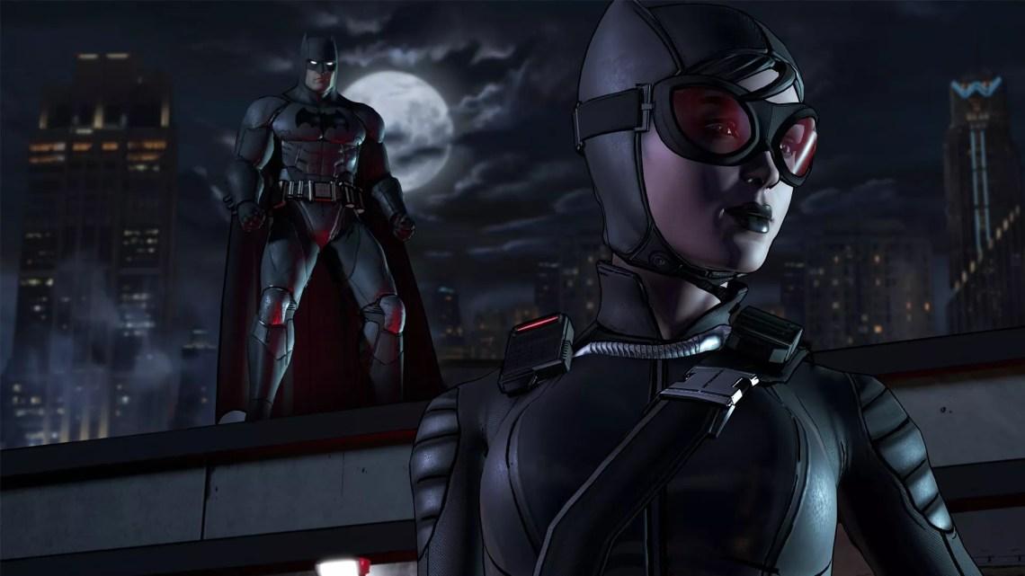 Batman: The Telltale Series débarque sur iOS et c'est gratuit !