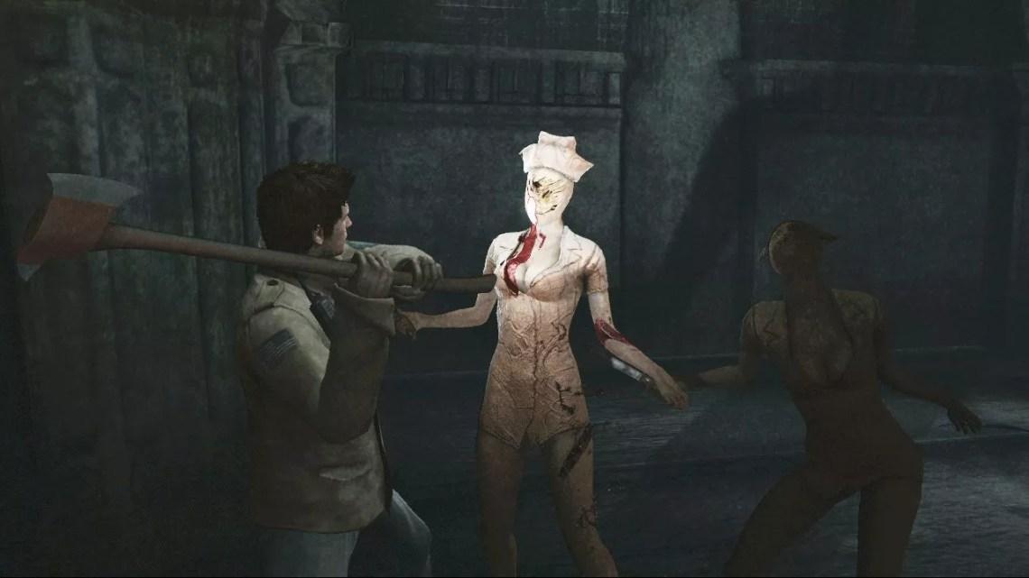 TOP 5 meilleurs jeux pour Halloween : Silent Hill Homecoming