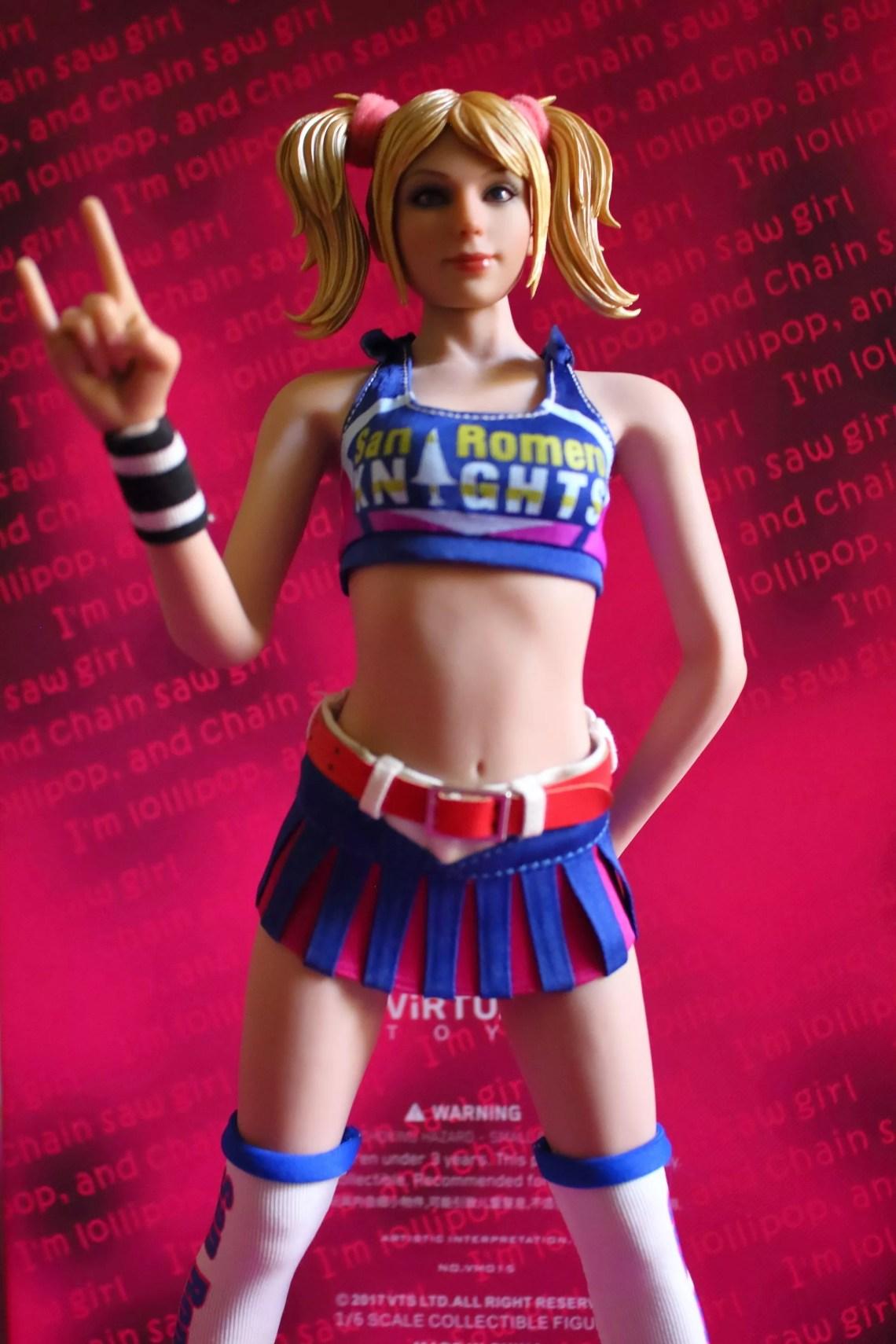 Unboxing de la figurine VTS Chainsaw Girl