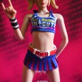 Plan pied de la figurine VTS Chainsaw Girl