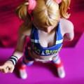 Plongée sur la figurine VTS Chainsaw Girl