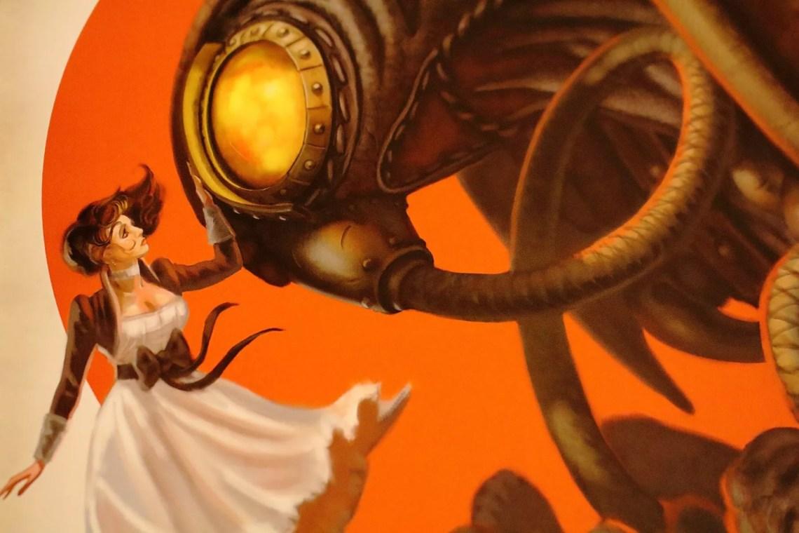 Avis sur The Art of BioShock Infinite
