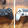 test de la manette Pro 4 Wired