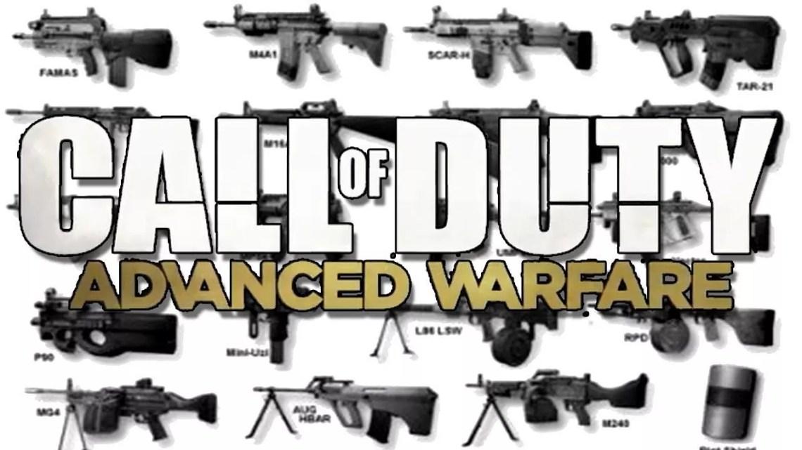 Call of Duty et le financement de la fabrication d'armes à feu