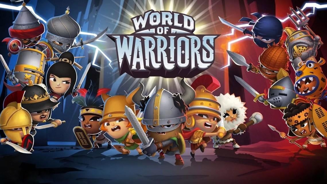 test de World of Warriors