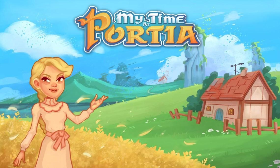 fan art My Time at Portia
