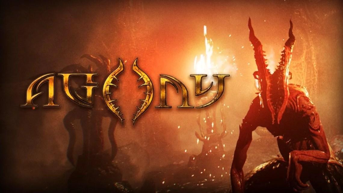 Test d'Agony sur PS4