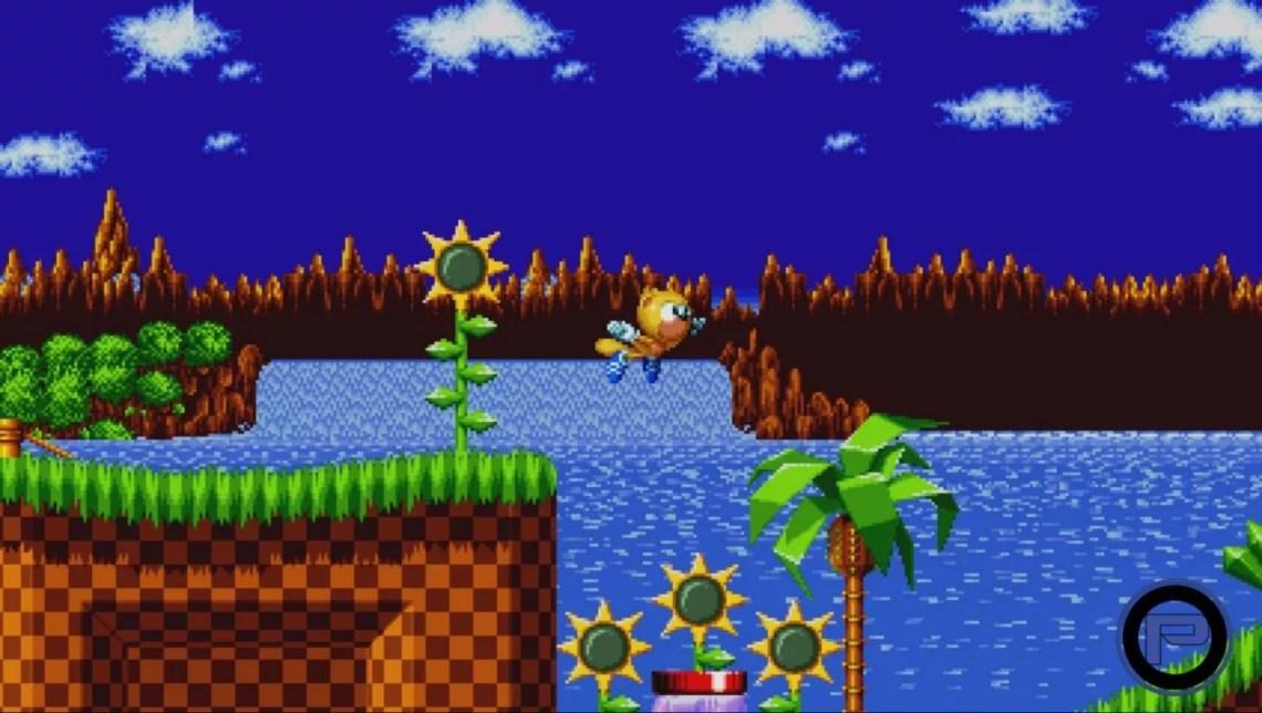 test de Sonic Mania Plus