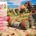 Test All-Star Fruit Racing sur Switch