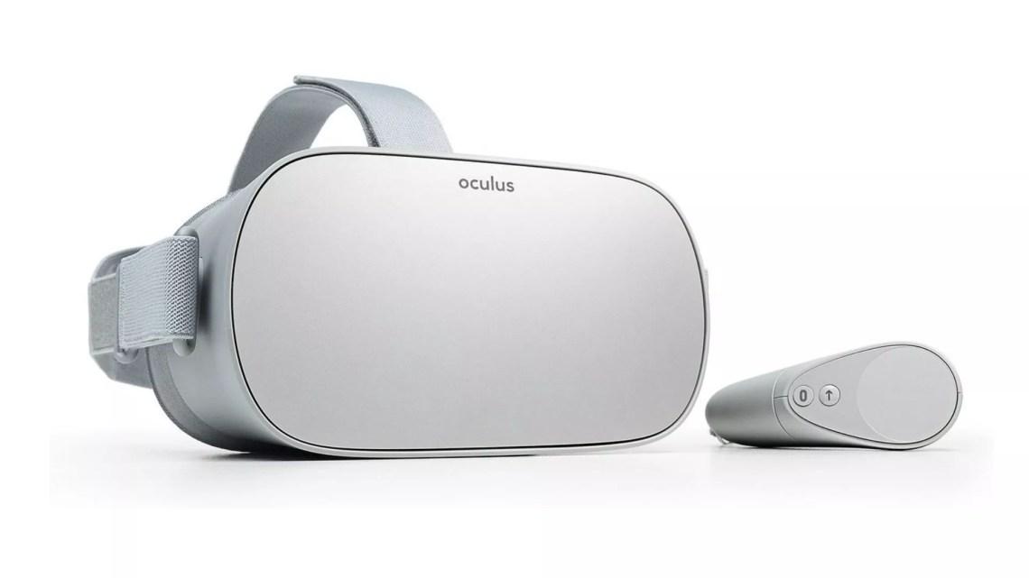 test de l'Oculus Go