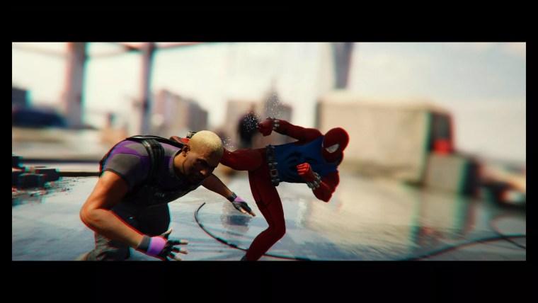 Test de Spiderman