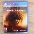 Jaquette du jeu Shadow of the Tomb Raider Édition Croft