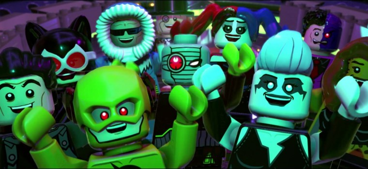 test de LEGO DC Super-Villains
