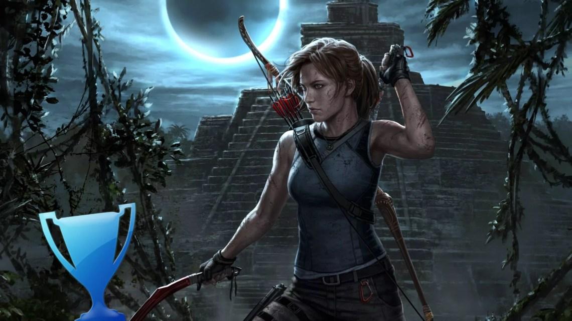 trophée platine de Shadow of the Tomb Raider
