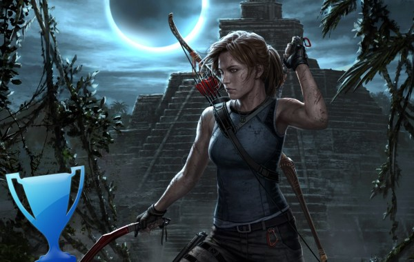 trophée platine de Shadow of the Tomb Raider