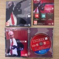 unboxing de Hitman 2 Gold Edition