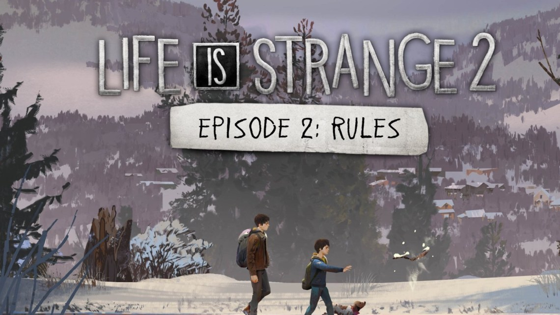 test de Life is Strange 2 : Épisode 2