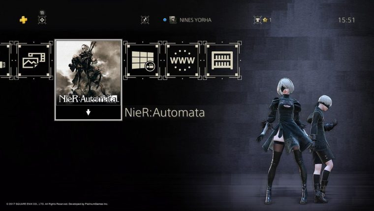 NieR: Automata Game of the YoRHa Edition