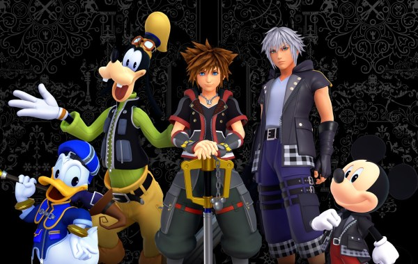 Test de Kingdom Hearts III