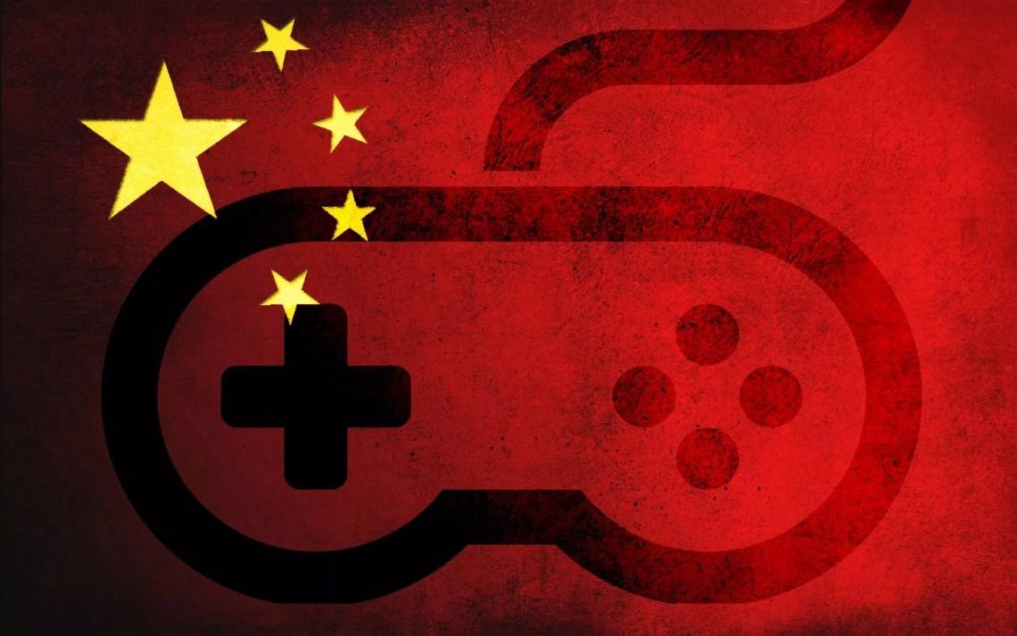 jeux vidéo en Chine