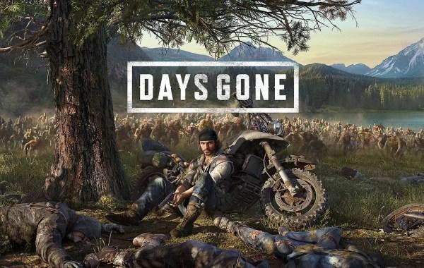 test de Days Gone sur PS4 Pro