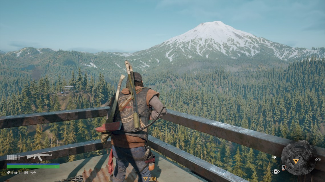 test de Days Gone